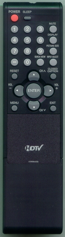 SANSUI 076R0MJ030 Genuine OEM Original Remote