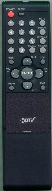 SANSUI 076R0MJ041 Genuine OEM original Remote