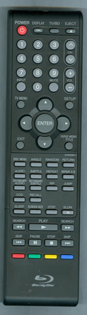 SANSUI 076R0RB011 Genuine  OEM Original Remote