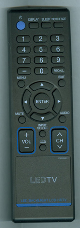 SANSUI 076R0SM011 Genuine  OEM original Remote