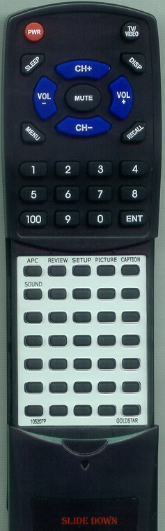 SEARS 46-841078-3 Custom Built Redi Remote