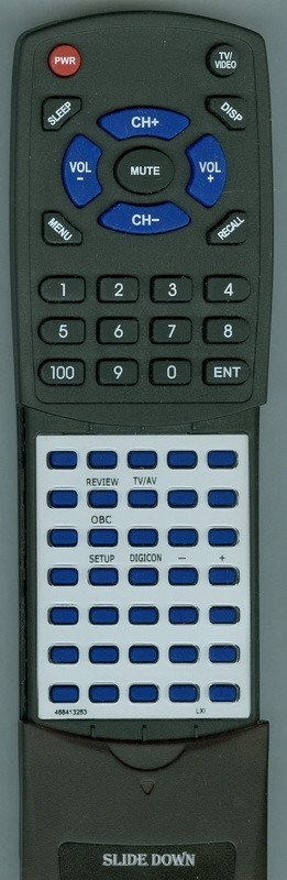 SEARS 46-841325-3 Custom Built Redi Remote