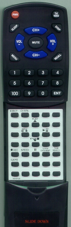 SEARS UREMT31MS011 Custom Built Redi Remote