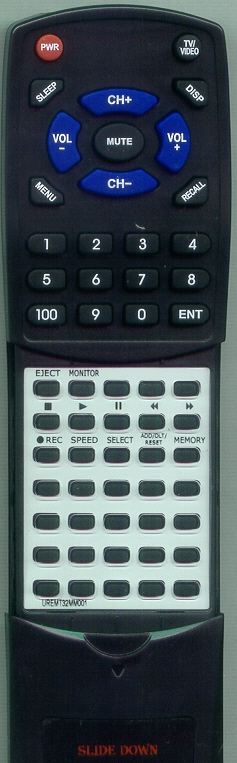 SEARS UREMT32MM001 Custom Built Redi Remote