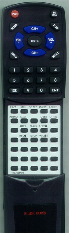 SEARS UREMT32MM006 Custom Built Replacement Redi Remote
