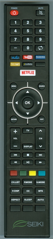 SEIKI SE40FYT Genuine  OEM Original Remote