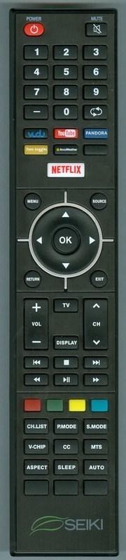 SEIKI SE50FYT Genuine  OEM Original Remote
