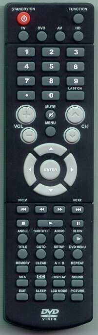 SENS S2201DVD Genuine OEM Original Remote