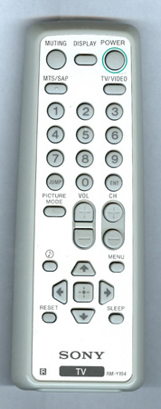 SONY 1-468-835-11 RMY194 Genuine  OEM Original Remote
