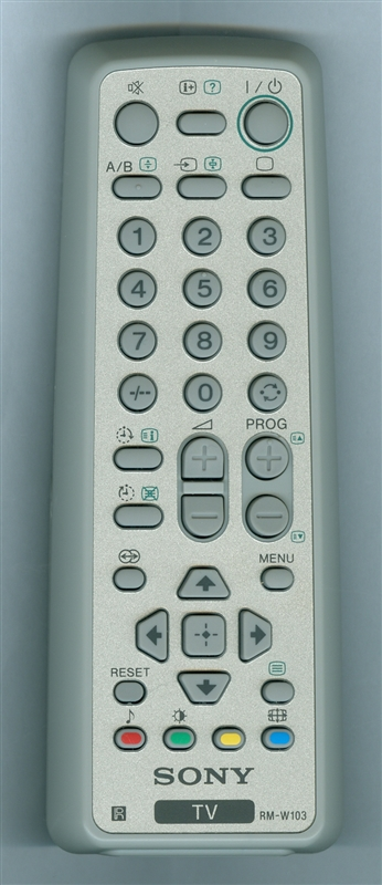 SONY 1-418-163-11 RM952 Genuine OEM Substitute Remote
