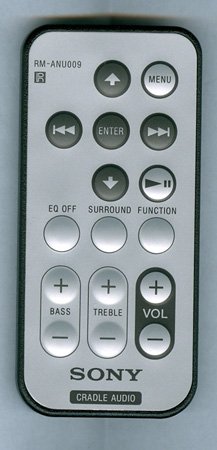 SONY 1-479-970-11 RMANU009 Genuine  OEM Original Remote