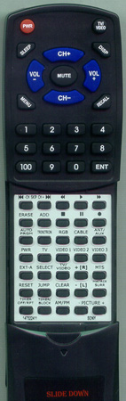 SONY 1-473-224-11 RMY133 Custom Built Replacement Redi Remote