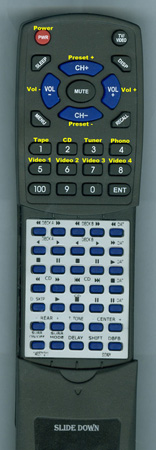 SONY 1-465-712-11 RMP312 Custom Built Redi Remote