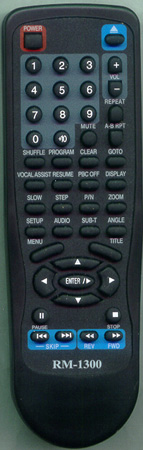 SVA D1000 RM-1300 Genuine  OEM Original Remote