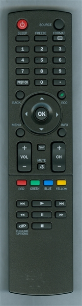 SYLVANIA NH200UD Genuine OEM Original Remote