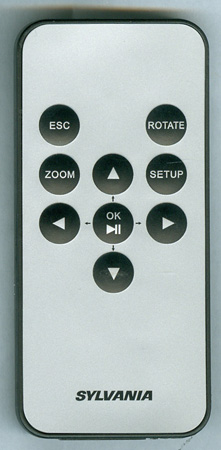 SYLVANIA SDPF1089<B>Genuine OEM original Remote