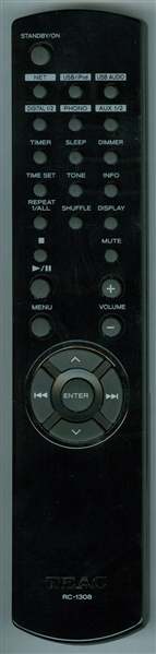 TEAC CARTNP-H750 Genuine  OEM original Remote