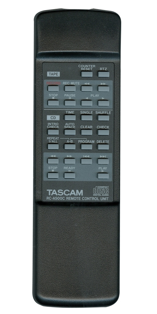 TEAC 3E0036500A RC619 Genuine OEM Substitute Remote