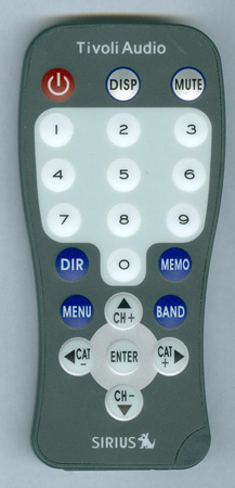 TIVOLI RCNN94 Genuine  OEM original Remote