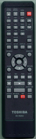 TOSHIBA 79103525 SER0264 Genuine  OEM Original Remote