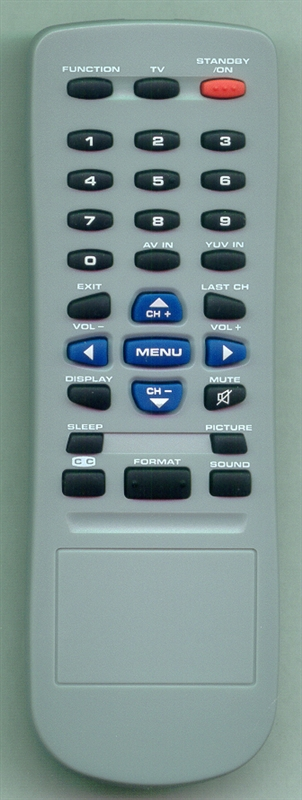 TRUTECH PLV16190-RMT B Genuine OEM Original Remote