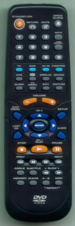 TRUTECH PVS2119 Genuine OEM Original Remote