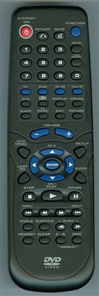 V7 VC1907 Genuine OEM Original Remote