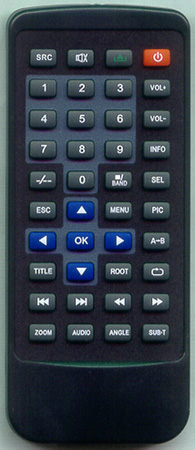 VALOR ACC-RT705F Genuine OEM original Remote