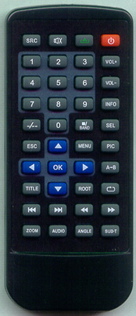 VALOR ITS702W Genuine OEM Original Remote