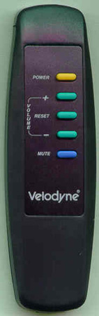 VELODYNE 79-002 Genuine OEM Original Remote