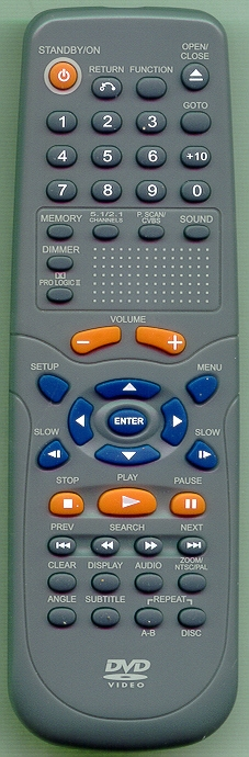 VENTURER STS75E Genuine OEM Original Remote