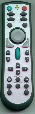 VIEWSONIC A-00000694 Genuine OEM Original Remote