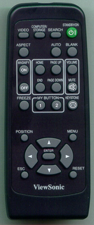 VIEWSONIC A-00008078 Genuine OEM Original Remote