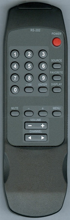 VIEWERA RS-202 Genuine  OEM Original Remote