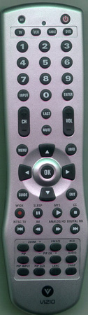 VIZIO VUR4 Genuine  OEM Original Remote