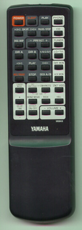 YAMAHA VR094100 VR09410 Genuine  OEM original Remote
