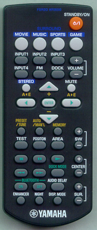 YAMAHA WP082900 FSR20 Genuine OEM Original Remote