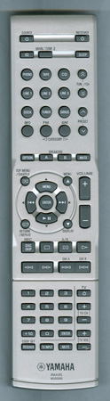 YAMAHA WV500400 RAX25 Genuine OEM Original Remote