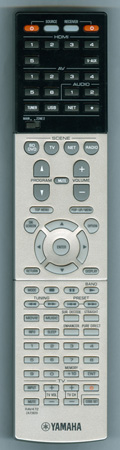 YAMAHA ZA238200 RAV472 Genuine OEM Original Remote