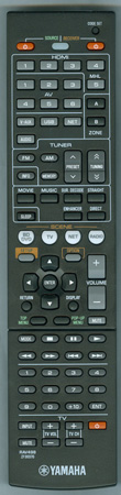 YAMAHA ZF303700 RAV498 Genuine OEM Original Remote