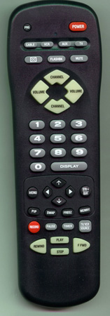 ZENITH 124-00212-09 PL3456P Genuine  OEM original Remote