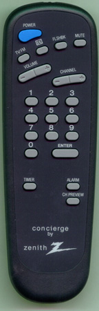 ZENITH 124-00213-03 SC692 Genuine  OEM Original Remote