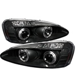 Pontiac Grand Prix 04-08 Halo Projector Headlights - Black