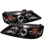 Pontiac G6 05-08 Halo Projector Headlights - Black