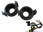 BMW adapter E46 3 series with wires (one pair)