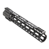 "15"" Super Light AR-15 Keymod Handguard w/ STL Barrel Nut"