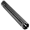 "10"", 12"" or 16"" Basic Slim AR-15 Keymod Handguard w/Steel Barrel Nut"