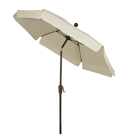 7.5 Garden Style Umbrella with Tilt