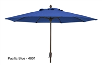 9 Foot Market Umbrella with Olefin Top