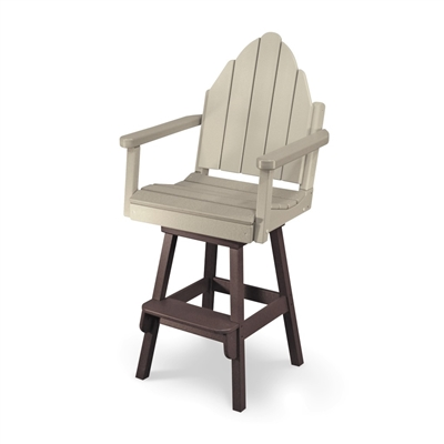 Adirondack Back Counter Height Chair